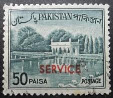PAKISTAN Service N°86 Oblitéré - Pakistan