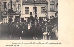 Antwerpen Anvers Berchem Inauguration Du Monument Frédéric De Mérode. Une Combattant De 1830       X 2550 - Antwerpen