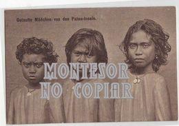 Etnic People  Old Postcard - Australia