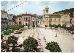 GRECIA/GREECE/GRECE - LAMIA PLACE DE LA LIBERTE' - Grecia
