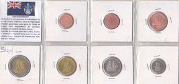 Stoltenhoff Islands - Set 2008 7 Coins- UNC - Monnaies