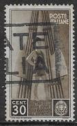 Italia Italy 1937 Regno Colonie Estive C30 Sa N.409 US - 1900-44 Vittorio Emanuele III