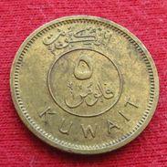 Kuwait 5 Fils 1971 (1391) KM# 10 Koweit - Kuwait