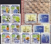 1956-2006 Cote Ivoire 1461/0 A,Kroatien 734/5,ZS+Block 27 ** 107€ EUROPA-countries Bloc S/s Sheet Se-tenant Bf CEPT - Emissions Communes