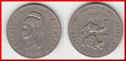 **** DJIBOUTI - TERRITOIRE DES AFARS ET DES ISSAS - 100 FRANCS 1970 **** EN ACHAT IMMEDIAT !!! - Djibouti