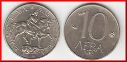 **** BULGARIE - BULGARIA - 10 LEVA 1992 **** EN ACHAT IMMEDIAT - Bulgaria