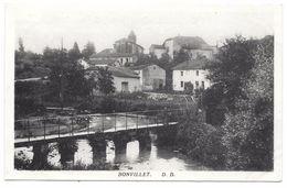 88 - BONVILLET - - Ed. D. D. / Daniel Delboy - Frankreich