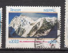 Népal, Montagne, Mountain, Kumbhakarna, Escalade, Climbing, Alpinisme - Climbing
