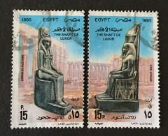Egypt - (0) - 1995 - # 1591, 1592 - Egypt