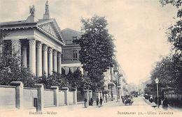 Wilno Lithuania - Ulica Zawalna 1918 - Lithuania