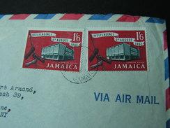 Jamaica Cv. 1962 - Jamaica (1962-...)