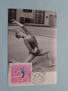 OLIMPIA 1970 ( Zie Foto Voor Details ) - Maximumkaarten