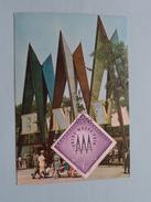 International Fair Of Budapest ( Messe / Vasar )  ( Zie Foto Voor Details ) - Cartes-maximum (CM)
