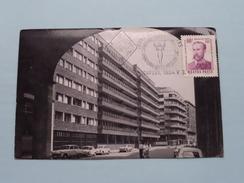Budapest ( Madach Gasse ) 1964 ( Zie Foto Voor Details ) - Cartes-maximum (CM)