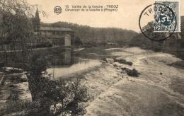 BELGIQUE - LIEGE - TROOZ - Vallée De La Vesdre - Déversoir De La Vesdre à Prayon.(n°15). - Trooz