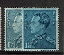 430 + A   **  3.25 - 1936-51 Poortman