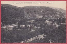 CPSM - 07 - ARDECHE - LALEVADE - PRADES - QUARTIER DE SALYNDRE - Autres Communes