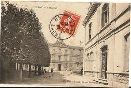 GRAY  -   L'Hôpital 105 - Gray