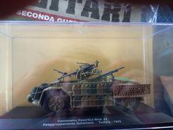 Mezzi Militari Seconda Guerra Mondiale CAMIONETTA DESERTICA MODELLO 42 - Tanks