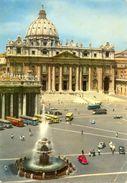 Vatican - Basilique Saint Pierre - 1960 - DA Fotocolor - Nº 102 - 1882 - Vatican