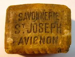 SAVON SAVONNERIE ST JOSEPH AVIGNON SAINT JOSEPH - Autres