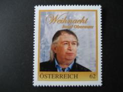 PM 8107346- Weihnacht Josef Oberauer Postfrisch - Österreich