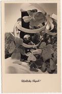 Austria/Österreich : Vierblättriges Kleeblatt / Klavertje 4 / Four-leaf Clover / Trèfle à Quatre Feuilles - (1957) - Andere