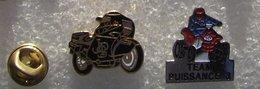 MOTO & QUAD 2 PIN'S     CCCC   053 - Motorfietsen
