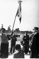 WW2 - Le Maréchal Pétain Et Le Général De La Porte Du Theil, Chef Des Chantiers De Jeunesse En 1940 - 1939-45