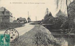 RUMINGHEM - Route De Watten (passage à Niveau). - Sonstige Gemeinden