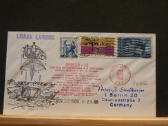 74/036  LETTR USA  1969 - Etats-Unis