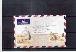 Lettre De Mauritius Vers La Belgique - 1979 (à Voir) - Maurice (1968-...)