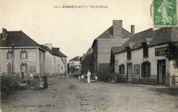 CPA - CINTRé (35) - Aspect Du Bourg Au Niveau Du Charron-Maréchal-Ferrant En 1916 - France