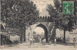 CPA - AVIGNON -  Porte St Roch - Avignon