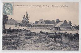 MONS-EN-LAONNOIS (Aisne) - Bois-Roger - Haras Du 29e D'Artillerie - Autres Communes