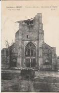 CORMICY  Les Ruines De L'Eglise - Autres Communes