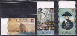 DO 5865   KIRIBATI  XX  YVERT NRS 588/590  ZIE SCAN - Kiribati (1979-...)