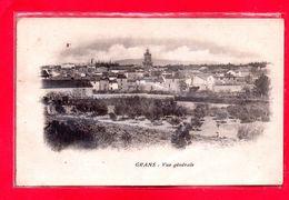 13-CPA GRANS - VUE GENERALE - (N°1701) - Autres Communes