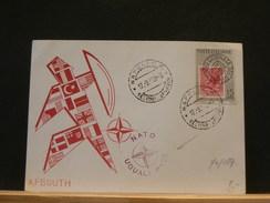 74/059  CP ITALIE  1960  NATO - 1946-60: Marcofilie