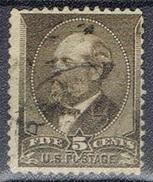 DO 5882  USA  GESTEMPELD YVERT  NR 62  ZIE SCAN - 1847-99 General Issues