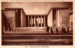 EXPOSITION INTERNATIONALE PARIS 1937 MUSEE DES ARTS MODERNES - Exposiciones