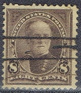 DO 5887  USA  GESTEMPELD YVERT  NR 76  ZIE SCAN - Used Stamps