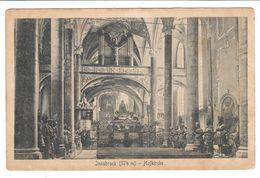 POSTAL    INNSBRUCK  - AUSTRIA - HOFKIRCHE - Innsbruck