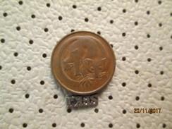 Australia 1 Cent 1972 # 5 - Decimal Coinage (1966-...)
