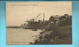 """-BURCHT    -    """""""" De  Cimentfabriek  En Scheldezicht"""""""" - - Zwijndrecht"""