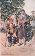 Italie, Costumi Siciliani, Caprari (429) - Italië