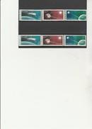 Pologne - CONQUETE DE L'ESPACE - TIMBRE N° 992 A 994 DENTELE + IDEM NON DENTELE  NEUF XX -ANNEE 1959 - Space