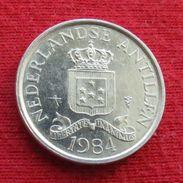Netherlands Antilles 1 Cent 1984 KM# 8a  Antillen Antilhas Antille Antillas - Netherland Antilles