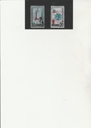 RUSSIE -CONQUETE DE L'ESPACE - N° 2953-54 OBLITERE -TB - ANNEE 1965 - COTE : 15 € - Space