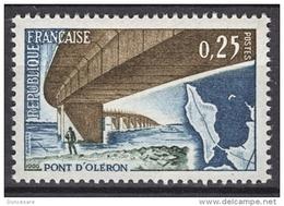 FRANCE 1966 - Y.T. N° 1489  - NEUF** - Ungebraucht